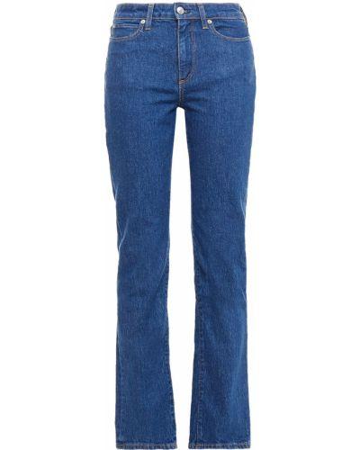 Niebieskie jeansy bawełniane Simon Miller