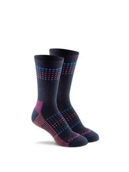 Темно-синие шерстяные спортивные носки Foxriver