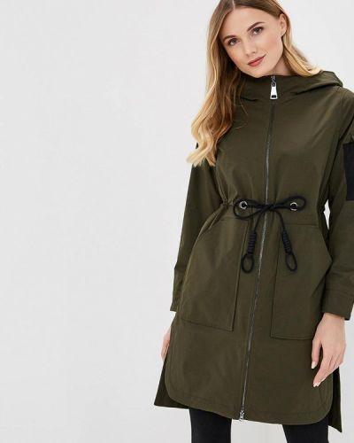 Утепленная куртка демисезонная весенняя Clasna