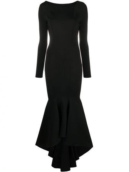 Платье с открытой спиной Alexandre Vauthier
