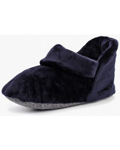 Тапочки синие Marks & Spencer