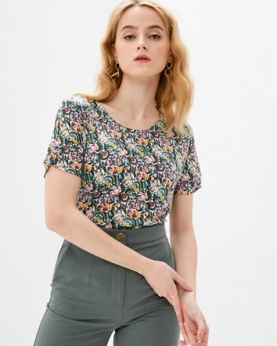 Блузка с короткими рукавами Bruebeck