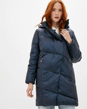 Зимняя куртка осенняя синий Baon