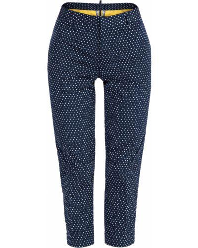 Укороченные брюки дудочки с карманами Dsquared2
