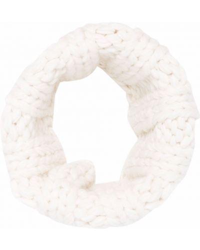Biały szalik wełniany Jw Anderson