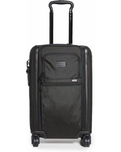 Czarna walizka Tumi