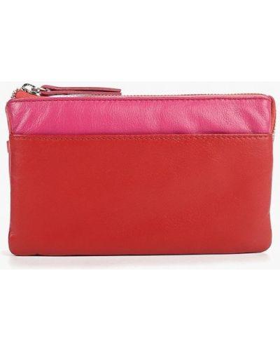 Кожаная сумка - красная Gianni Conti