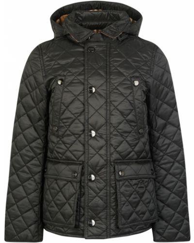 Куртка стеганая с капюшоном Burberry Kids 851f84541fd