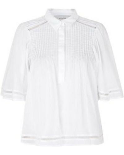 Biała koszula Munthe