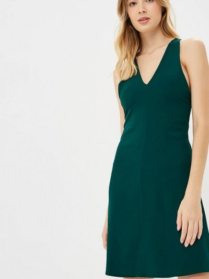 Вечернее платье - зеленое Miss Miss By Valentina