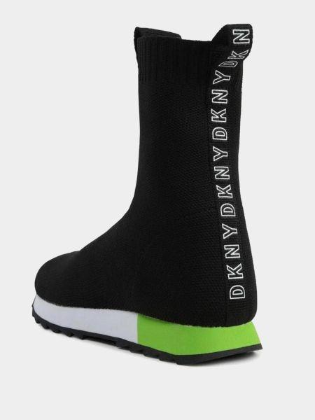 Ботинки - зеленые Dkny