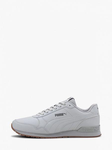 Кроссовки из искусственной кожи белый Puma
