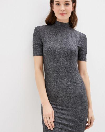 Платье - серое Alcott