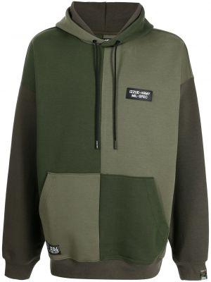 Bluza z kapturem - zielona Izzue
