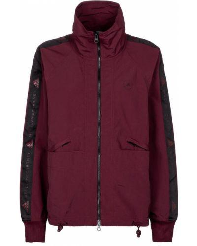 Тренировочная нейлоновая куртка Adidas By Stella Mccartney
