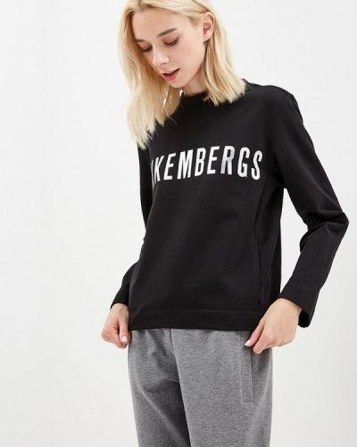 Черный свитшот Bikkembergs