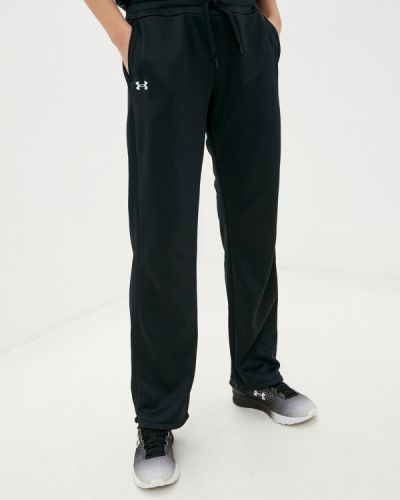 Черные спортивные брюки Under Armour