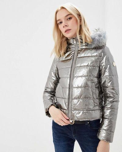 Утепленная куртка осенняя демисезонная Liu Jo