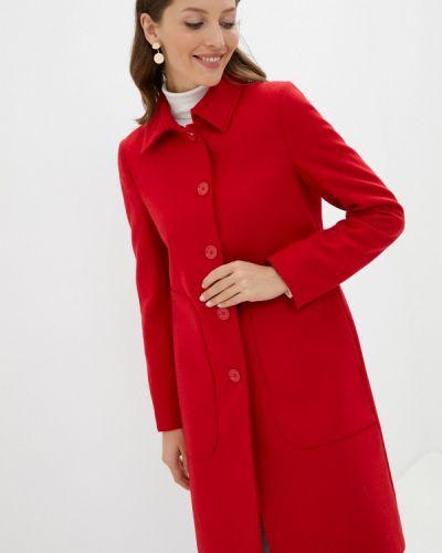 Красное пальто United Colors Of Benetton