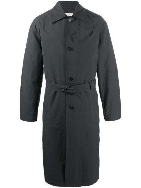 Płaszcz przeciwdeszczowy z kieszeniami długo Bottega Veneta