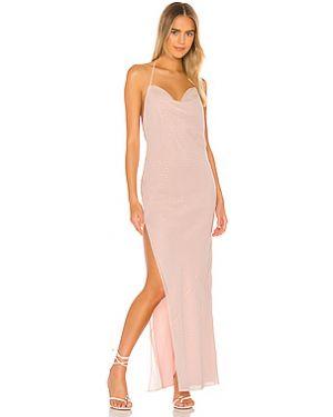 Вечернее платье шифоновое на молнии Nbd