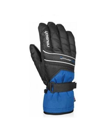 Черные перчатки Reusch