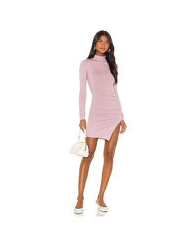 Платье платье-свитер с оборками Song Of Style
