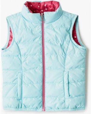 Жилет теплый розовый United Colors Of Benetton