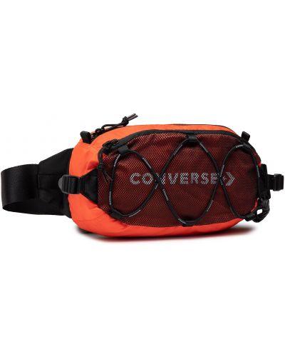 Pomarańczowa torebka Converse