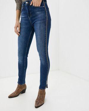 Зауженные джинсы - синие Tom Farr