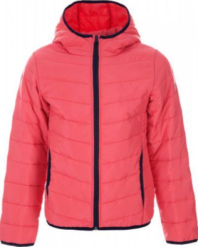 Утепленная куртка с капюшоном укороченная спортивная Outventure