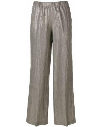 Серые брюки свободные Kiltie