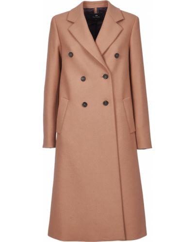Różowy płaszcz Paul Smith