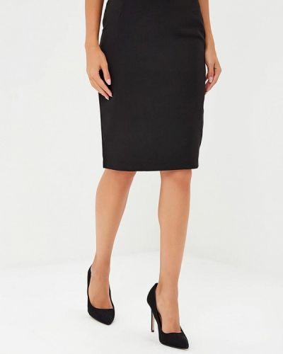 Черная юбка осенняя Vis-a-vis