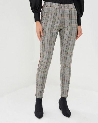 Серые классические брюки Fashion.love.story