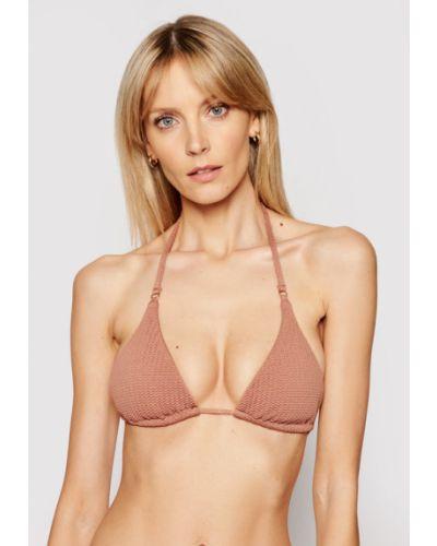 Brązowy bikini Seafolly