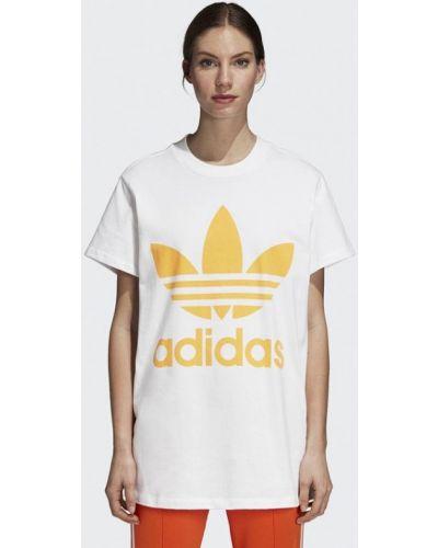 Белая футболка 2019 Adidas Originals