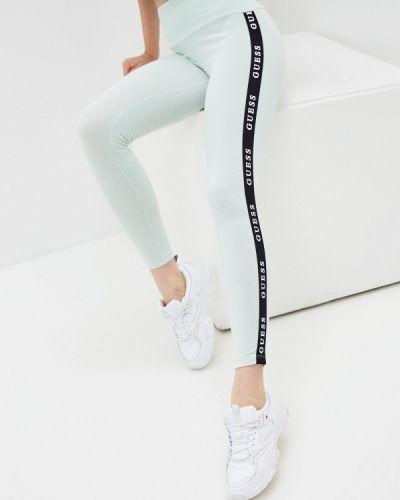 Зеленые джинсы Guess Jeans