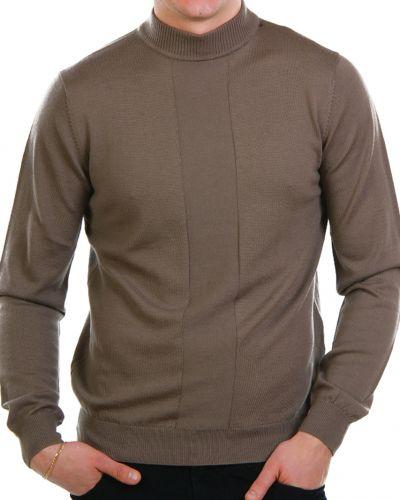 Коричневый свитер Lagerfeld