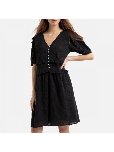 Вечернее платье мини с вышивкой La Redoute