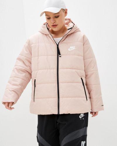 Утепленная куртка - бежевая Nike