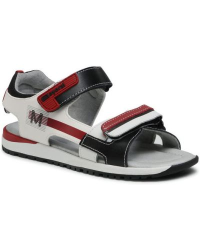 Sandały - białe Mayoral
