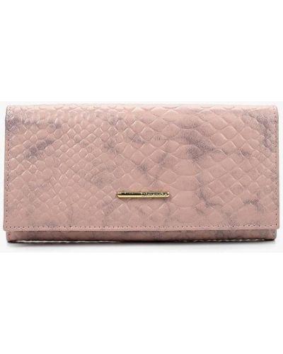 Розовый кошелек Dimanche