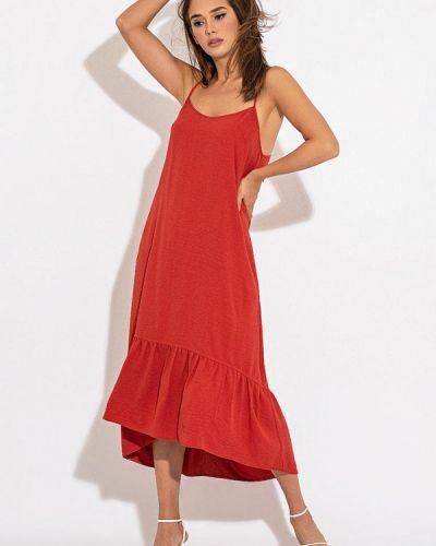 Красный сарафан Itelle