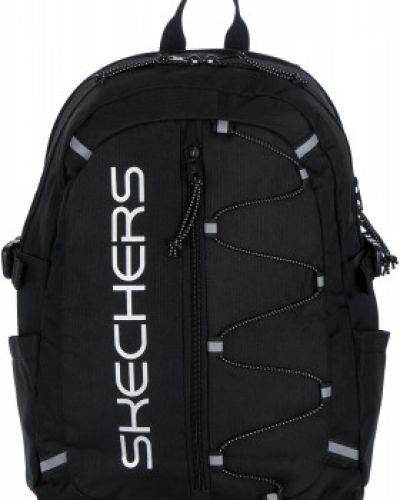 Рюкзак спортивный черный для ноутбука Skechers
