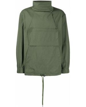 Нейлоновая куртка Chalayan