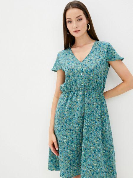 Платье - зеленое Sweewe