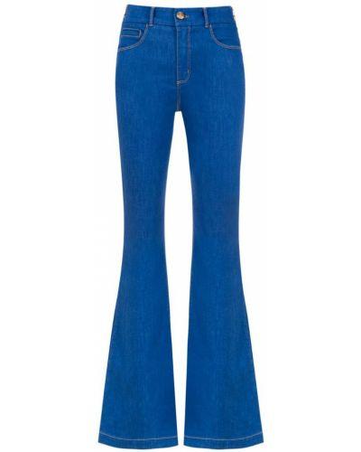 Расклешенные джинсы свободные mom Tufi Duek
