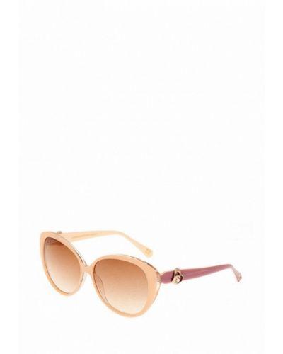 Солнцезащитные очки - бежевые Enni Marco