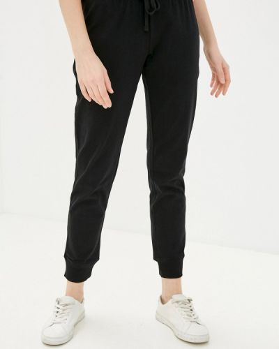 Черные спортивные брюки Champion